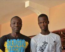 Abdou Hade et Alioune